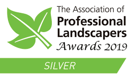 Association of Professional Landscapers Silver Award Winner 2019
