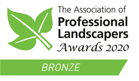 Association of Professional Landscapers Bronze Award Winner 2020