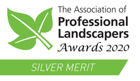 Association of Professional Landscapers Silver Merit Award Winner 2020